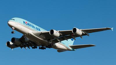 HL7621 - Airbus A380-861 - Korean Air
