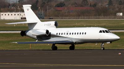D-AZEM - Dassault Falcon 900EX - Private