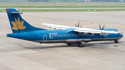 VN-B225 - ATR 72-212A(500) - Vietnam Airlines