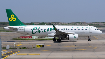 B-30CN - Airbus A320-251N - Spring Airlines