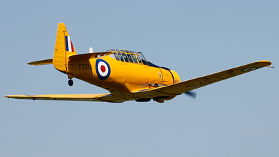 G-BWUL - North American AT-6 Texan - Private
