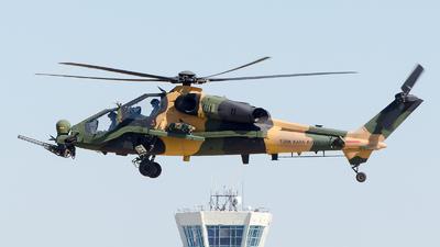 18-1020 - TAI T-129A ATAK - Turkey - Army