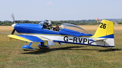 A picture of GRVPL - Van's RV8 - [PFA 30313885] - © Jez-UK