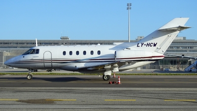 LY-HCW - Raytheon Hawker 800XP - HC Airways