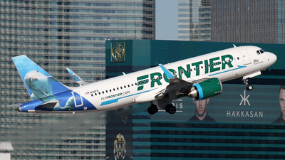 N311FR - Airbus A320-251N - Frontier Airlines