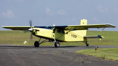 F-GTOP - Pilatus PC-6/B2-H4 Turbo Porter - Fly High Icarius