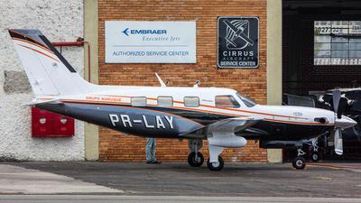PR-LAY - Piper PA-46-500TP Malibu Meridian - Private