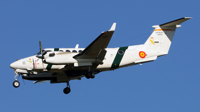 DT.05-01 - Beechcraft B300 King Air 350i - Spain - Guardia Civil