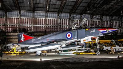 XT864 - McDonnell Douglas Phantom FG.1 - United Kingdom - Royal Air Force (RAF)