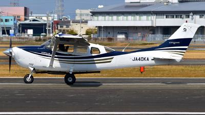 JA40KA - Cessna T206H Stationair TC - Kyoritsu Air