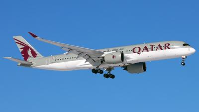 A picture of A7ALT - Airbus A350941 - Qatar Airways - © Eddie Heisterkamp
