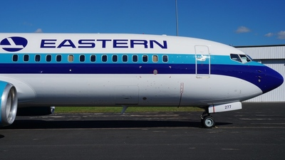N277EA - Boeing 737-8CX - Eastern Air Lines