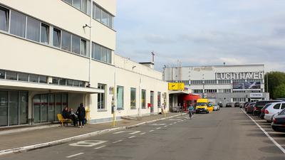 EBAW - Airport - Terminal
