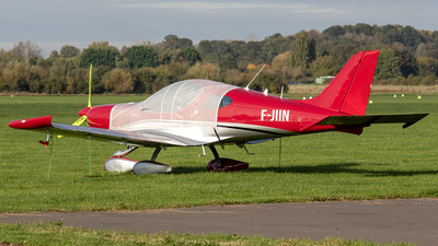 F-JIIN - Bristell XL8 - Private