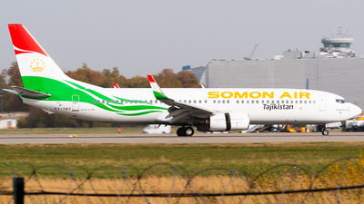 EY-787 - Boeing 737-8GJ - Somon Air