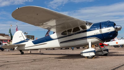 A picture of N2165C - Cessna 195B - [16150] - © HA-KLS