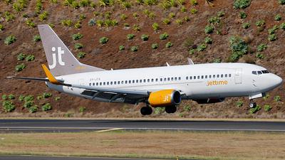 OY-JTA - Boeing 737-33A - Jettime