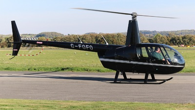 A picture of GFOFO - Robinson R44 Raven II - [10320] - © David Cook
