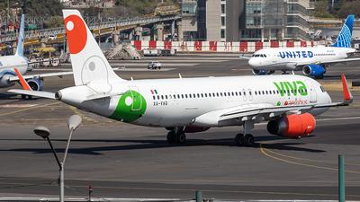 A picture of XAVAQ - Airbus A320232 - VivaAerobus - © Edmundo Iturralde