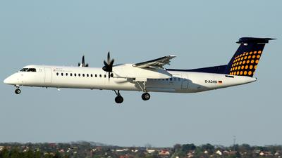 D-ADHD - Bombardier Dash 8-Q402 - Lufthansa Regional (Augsburg Airways)
