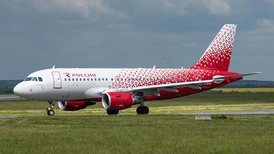 A picture of VQBAU - Airbus A319111 - Rossiya - © Frantisek Sindelar