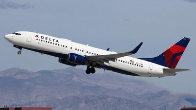 N3743H - Boeing 737-832 - Delta Air Lines