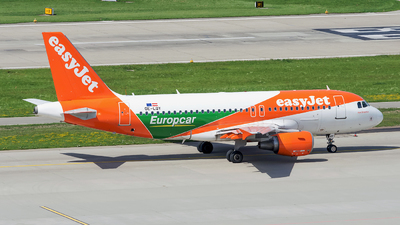 OE-LQY - Airbus A319-111 - easyJet Europe