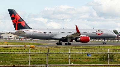 A picture of 9HAVM - Boeing 75723A -  - © Gabriel Melendrez Camino