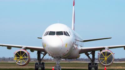 C-GJTX - Airbus A321-211 - Air Canada Rouge