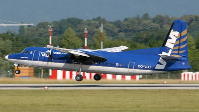 OO-VLO - Fokker 50 - VLM Airlines