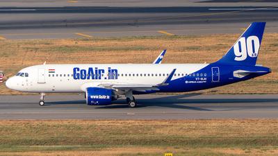 A picture of VTWJH - Airbus A320271N - Go Air - © Sandeep Pilania