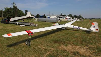 D-1109 - Glasflugel 201B Standard Libelle - Private