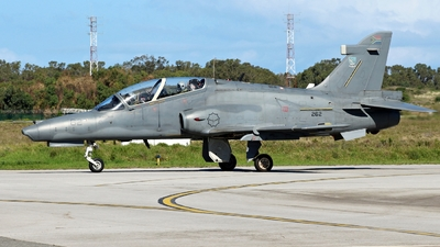 262 - British Aerospace Hawk Mk.120 - South Africa - Air Force