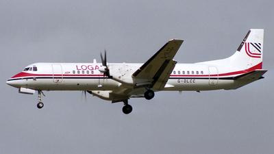 G-OLCC - British Aerospace ATP - Loganair