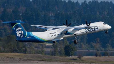 N439QX - Bombardier Dash 8-Q402 - Alaska Airlines (Horizon Air)
