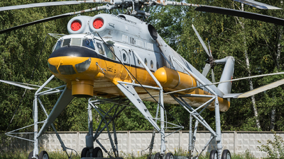 CCCP-04102 - Mil Mi-10 Harke - Soviet Union - Air Force