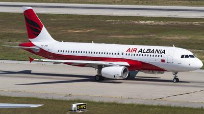 A picture of TCJPO - Airbus A320232 - Air Albania - © Furkan Borakazi