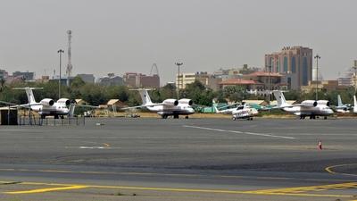 HSSS - Airport - Ramp