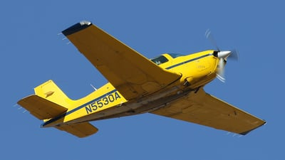 N5530A - Beechcraft F33A Bonanza - Lufthansa Aviation Training