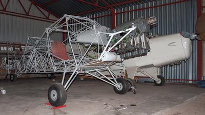 EC-AIS - Auster 5J1 Autocrat - Fundación Infante de Orleans