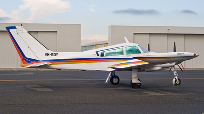 VH-BDY - Cessna 310L - Private