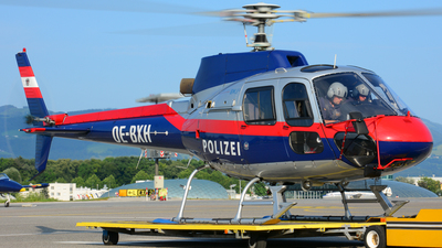 OE-BXH - Aérospatiale AS 350B1 Ecureuil - Austria - Ministry of Interior