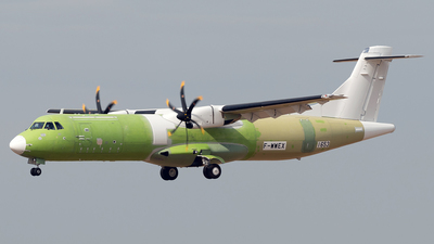 A picture of FWWEX - ATR 72600 - [] - © DN280