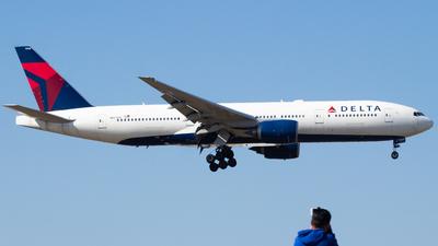 A picture of N867DA - Boeing 777232(ER) - [29743] - © DreamRiser