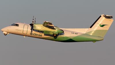 A picture of LNWIF - De Havilland Canada Dash 8100 - Wideroe - © Andre_S