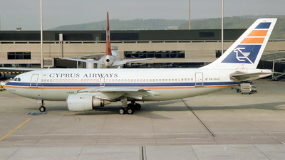 5B-DAS - Airbus A310-203 - Cyprus Airways