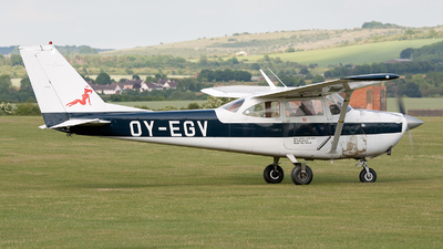 OY-EGV - Reims-Cessna F172H Skyhawk - Private