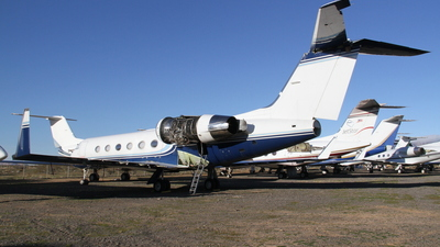 N168BB - Gulfstream G-IV(SP) - Private