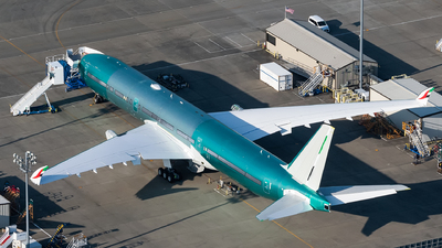 N779PV - Boeing 777-9X - Boeing Company