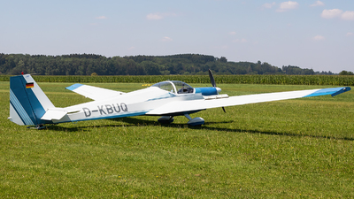 D-KBUQ - Scheibe SF.25C Falke - Private